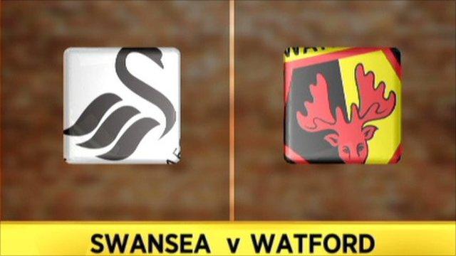 Highlights - Swansea 1-1 Watford