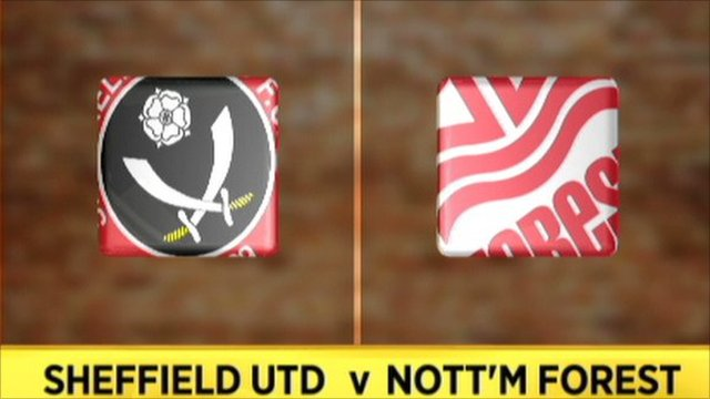 Highlights - Sheffield United 2-1 Nottingham Forest