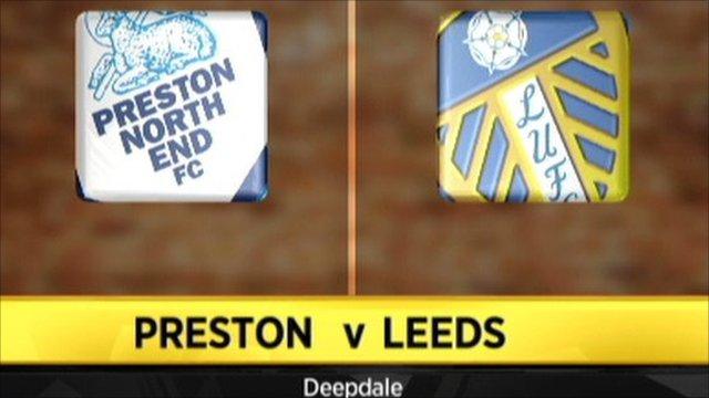 Highlights - Preston 1-2 Leeds