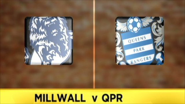 Highlights - Millwall 2-0 QPR