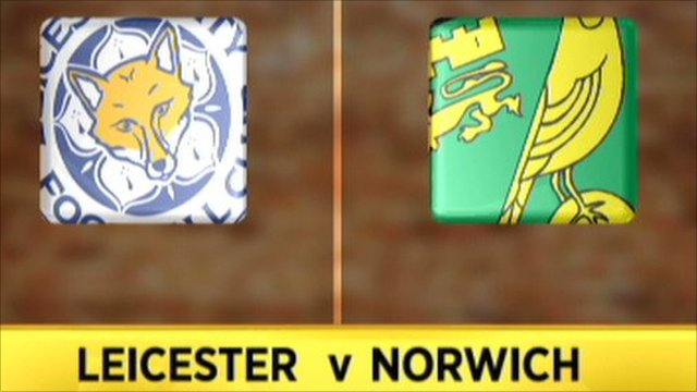 Highlights - Leicester 2-3 Norwich