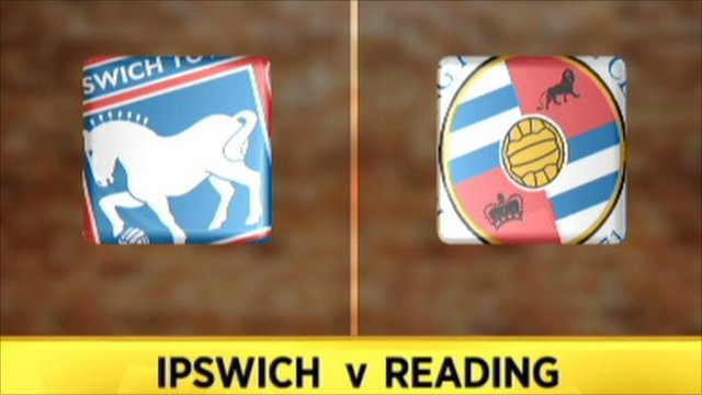 Highlights - Ipswich 1-3 Reading