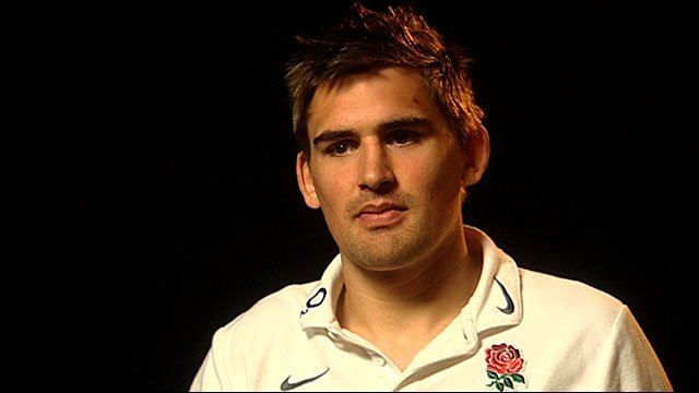 England fly-half Toby Flood