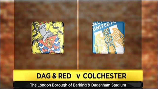 Dag & Red v Colchester