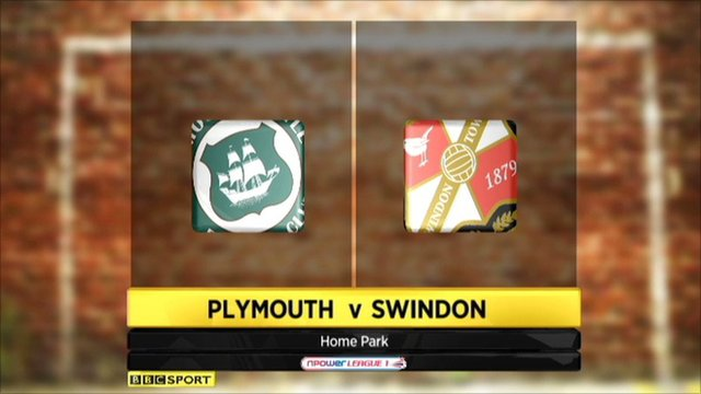 Highlights - Plymouth 1-0 Swindon