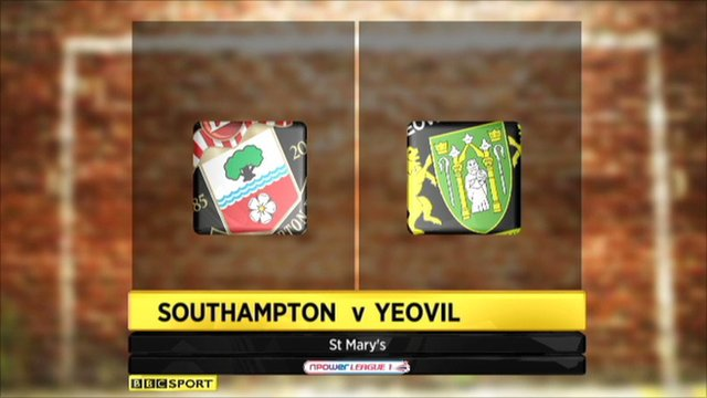 Highlights - Southampton 3-0 Yeovil