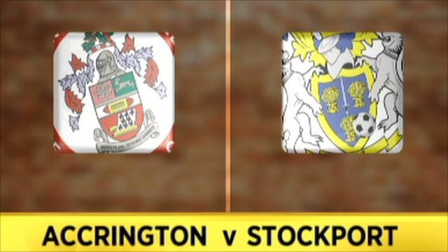 Highlights - Accrington Stanley 3-0 Stockport