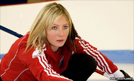 eve muirhead curling. Scottish curler Eve Muirhead