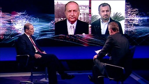 HARdtalk Libya discussion