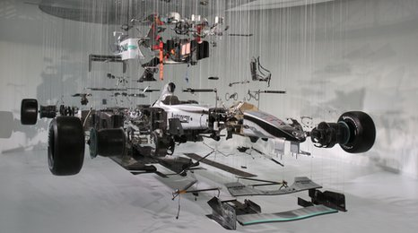 Craig Nolan Anatomy Of A F1 Car Of The Day