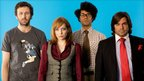 Cast of the IT Crowd