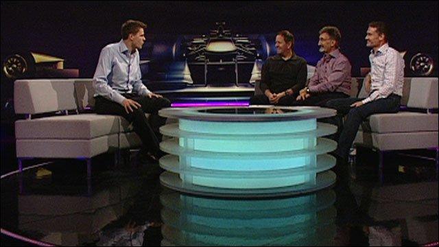 BBC Sport F1 2011 preview