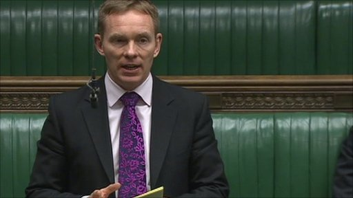 Labour's Chris Bryant