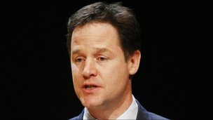 Nick Clegg