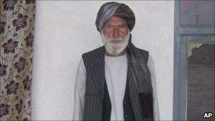 Mr Khan lived in the Karz area of Dand in Kandahar