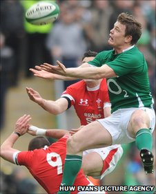 Wales v Ireland matches have traditionally been all-action affairs