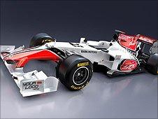 Hispania's F111