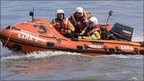 River Severn lifeboat