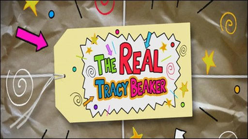 The Real Tracy Beaker graphic