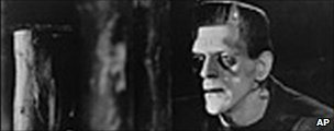 Boris Karloff in the 1931 film Frankenstein