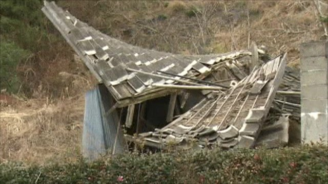A massive earthquake has hit the north-east of Japan, triggering a tsunami that has caused extensive damage.