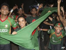 Bangladesh supporters