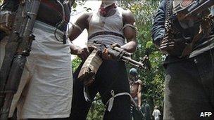 Gunmen in Rivers State
