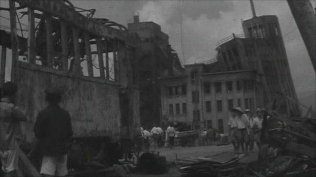 1948 earthquake in Fukui, Japan