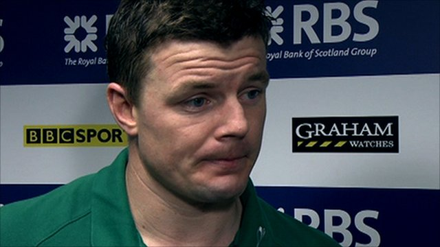 Brian O&amp;apos;Driscoll 