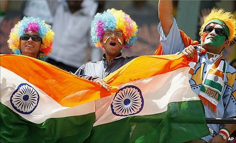 India cricket fans