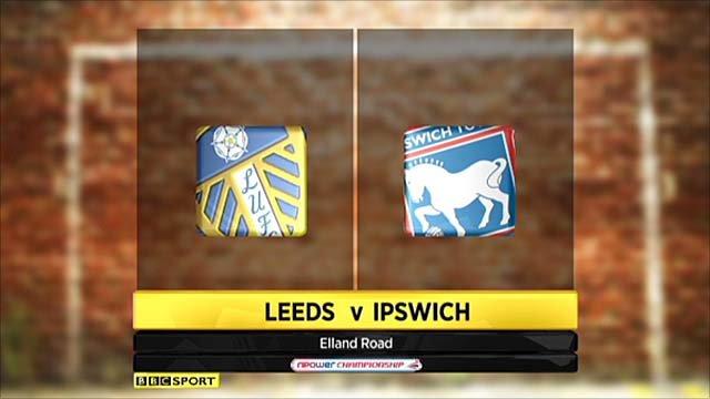 Highlights - Leeds 0-0 Ipswich
