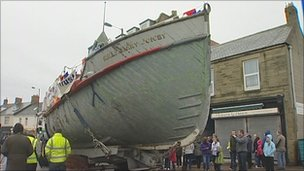 Mary Joicey returning to Northumberland