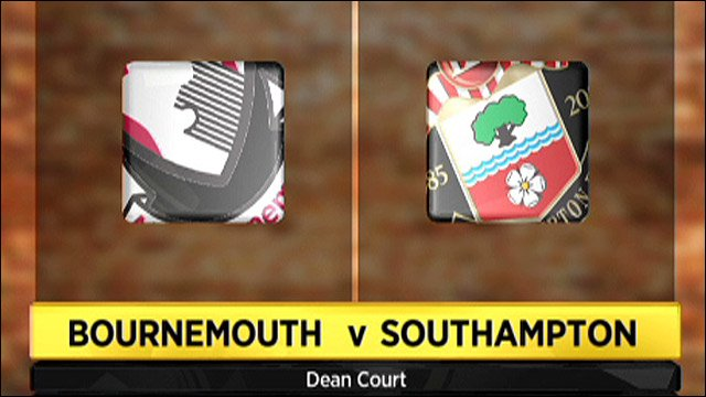 Bournemouth v Southampton