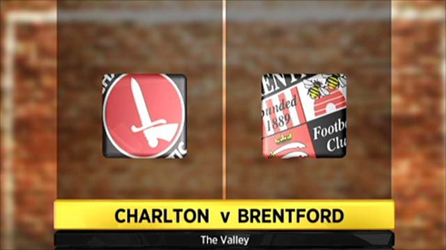 Highlights - Charlton 0-1 Brentford