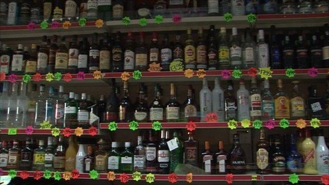 Alcohol, UK