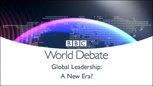 World Debate Davos
