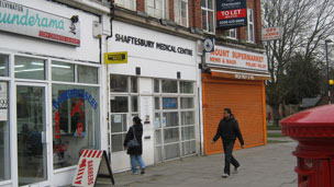 Dr Musa's surgery in Harrow