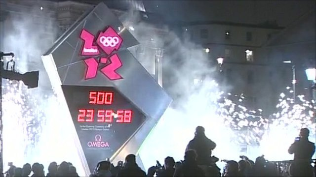 London 2012 Olympics ticket sale