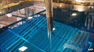 MOX fuels in Fukushima reactor 1 pool
