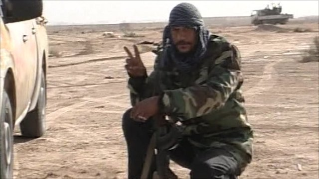 Libya, rebel