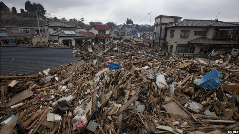 51688254 011532687 1 - Japan Earth Quake and Sunami havoc pictures.
