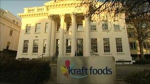 Kraft's HQ