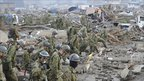 51695063 011529958 1 - Japan Earth Quake and Sunami havoc pictures.