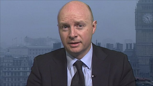 Labour&#039;s shadow work and pensions secretary Liam Byrne