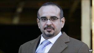 Crown Prince Sheikh Salman bin Hamad al-Khalifah