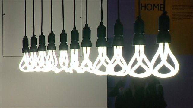 Design winning low-energy light bulbs