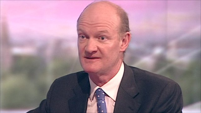 Universities Minister David Willetts