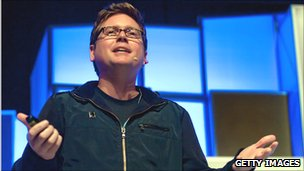 Biz Stone speaking
