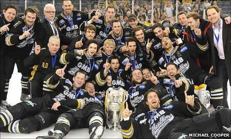 Panthers win Challenge Cup