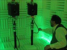 Princeton sound lab